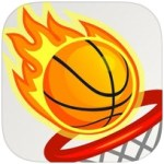 What is The High Score on the 'Dunk Shot' Game for iPhone?