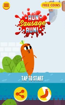 Run Sausage Run! High Score, Cheats, and More!