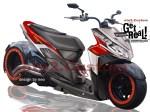 Honda Vario Modifikasi Motor