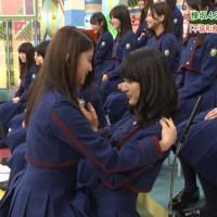 【朗報】欅坂46さん、収録中におっぱじめる