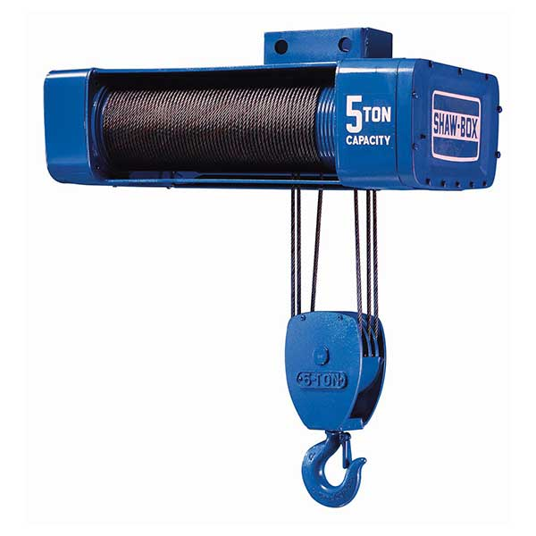 Yale Shaw Box Wire Rope and Chain Hoist Parts
