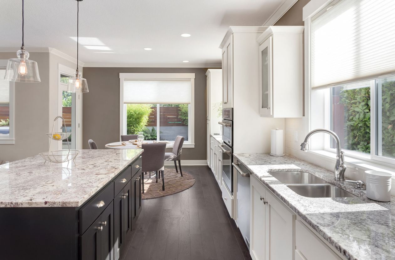 Granite Countertops No Matter Your Design Style Ottawa Diamond Flooring