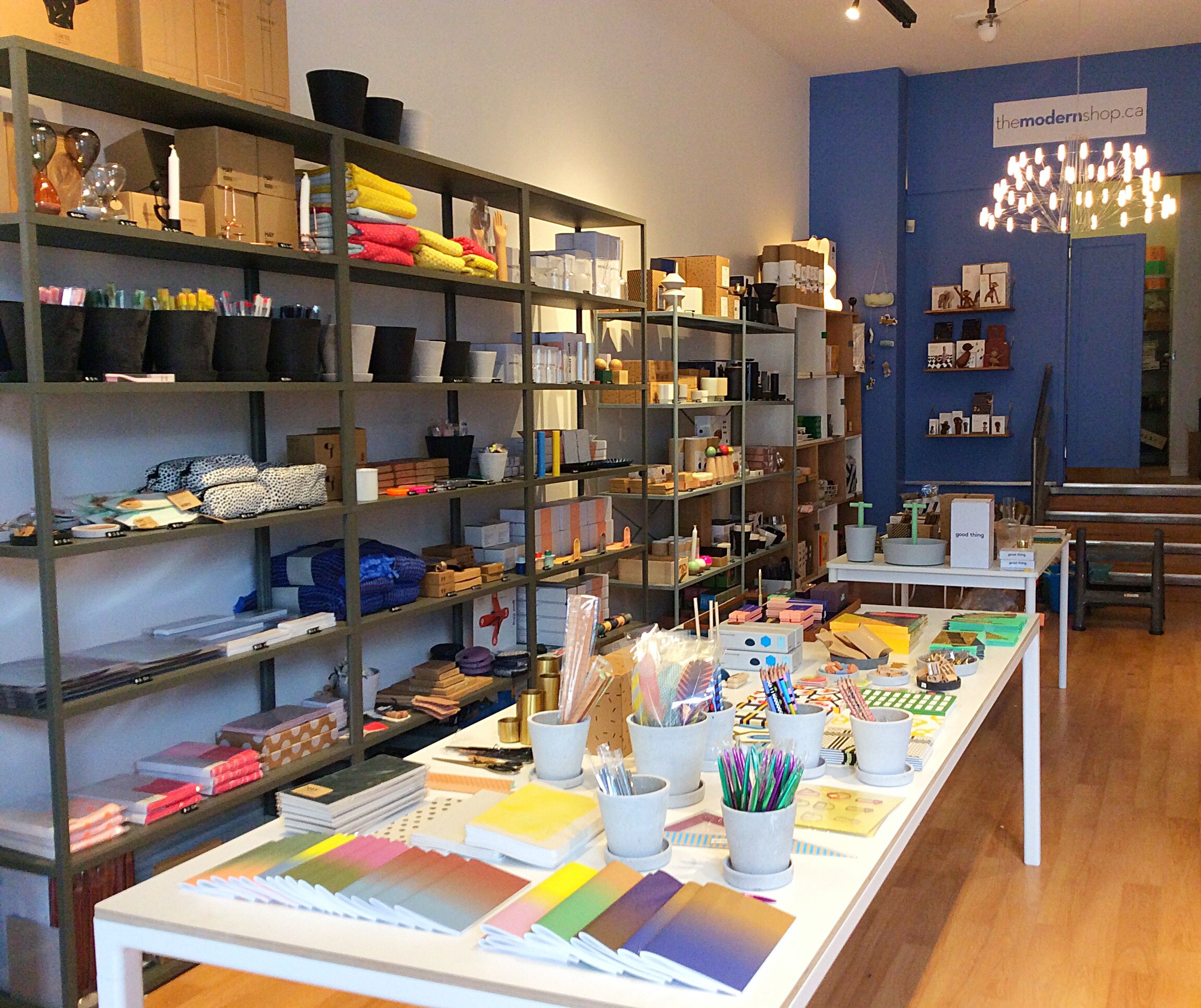 Ottawa Store The Modern Shop Gifts And Accessories Includes Canadas