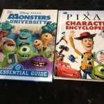 DK Disney Pixar Books Review & Giveaway ~ CAN 07/28