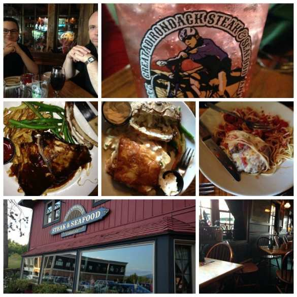 Great Adirondack Steak and Seafood Restaurant