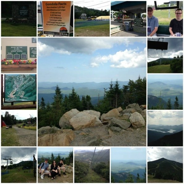 Whiteface Mountain Lake Placid