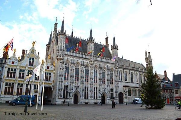 Grand Place Bruges