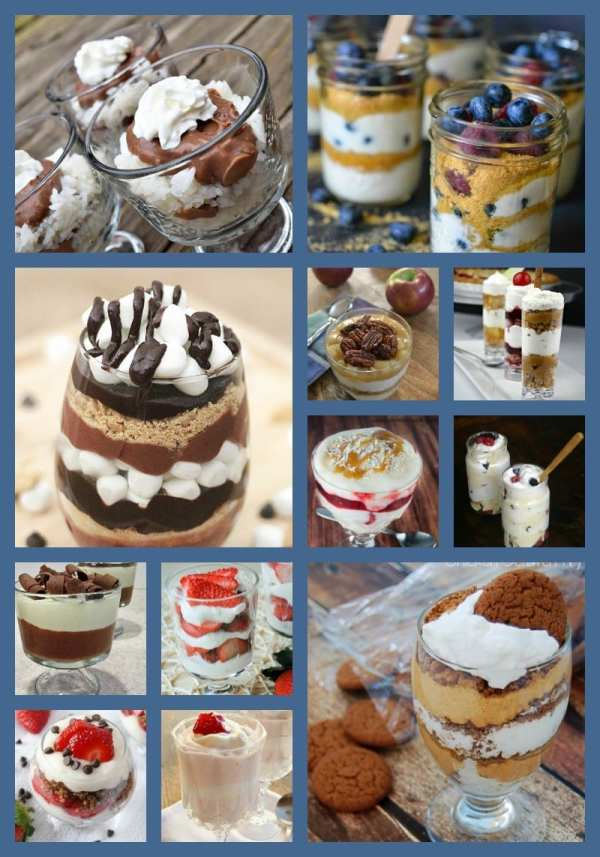 Parfait Yummy Recipes