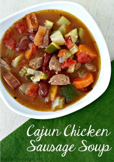 Cajun-Chicken-Sausage-Soup