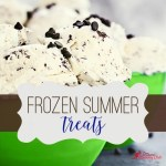 15 Frozen Summer Treats