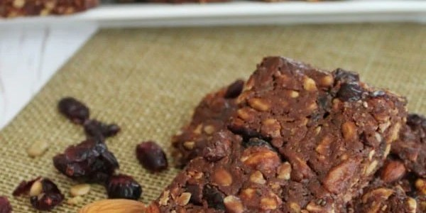 Homemade Granola Bars Recipe #BackToSchool