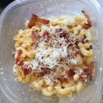 TAKE THAT!  Hidden Veggies in the Butternut Bacon Mac and Cheese Recipe