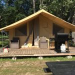 Glamping it up at Parkbridge's Parc La Conception