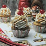 The Best Butter Pecan Cupcake Recipe
