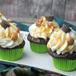 Sweet and Salty Cupcake Recipe