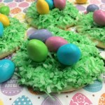 Easter Egg Nest Cookies Recipe