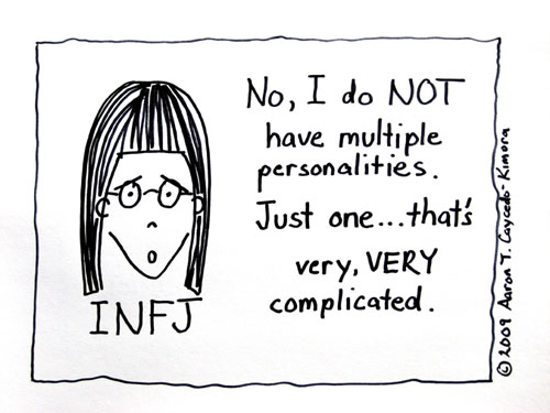 A blog for the INFJ personality type Lucky Otters Haven