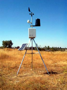 Weather Station Example
