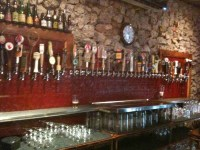 Taps at the J. Clyde