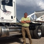 Otto Trucking CEO