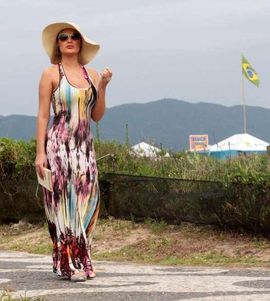Andressa Urach (Foto: Orlando Oliveira / Agnews)