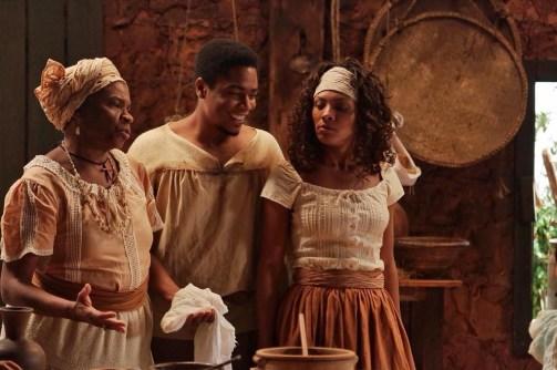 Novela Escrava Mãe dividiria a faixa com trama bíblica (Foto: Reprodução)