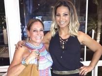 Susana Vieira ganhou uma bolsa da cantora (Foto: Divulgação)