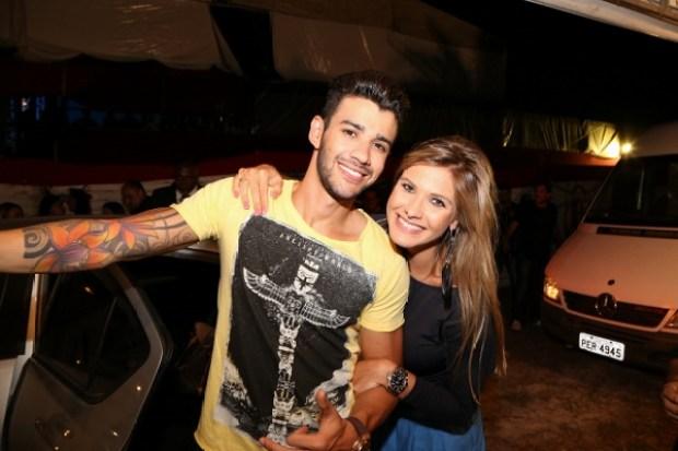 Andressa e Gusttavo Lima (Foto: Divulgação)