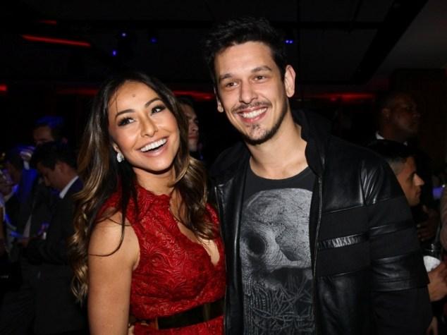 Sabrina Sato e seu ex, João Vicente (Foto: Divulgação)