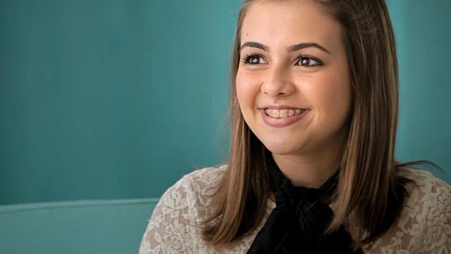 A atriz fará uma adolescente rebelde (Foto: Divulgação)