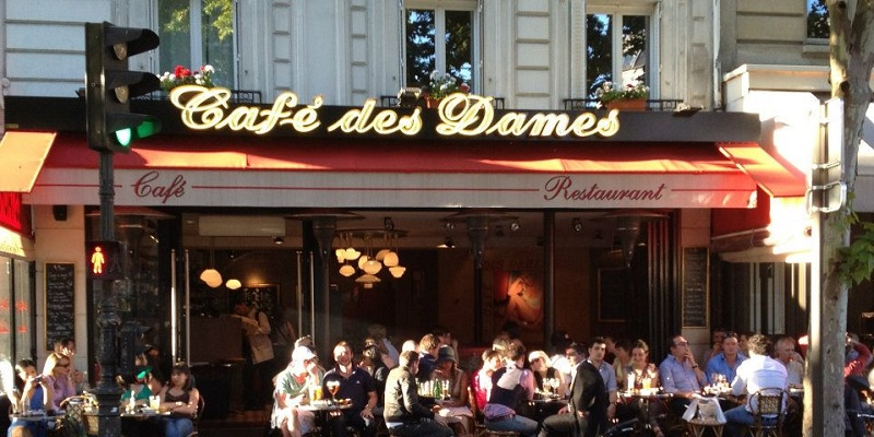 Brunch Terrasse Paris Brunch Le Café Des Dames (75017 Paris) - Oubruncher