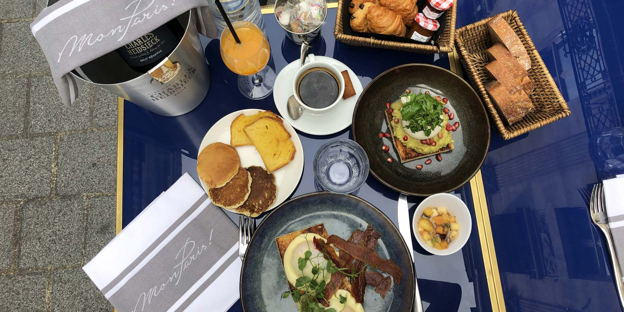 Brunch En Terrasse Paris Brunch Mon Paris 75009 Paris Oubruncher