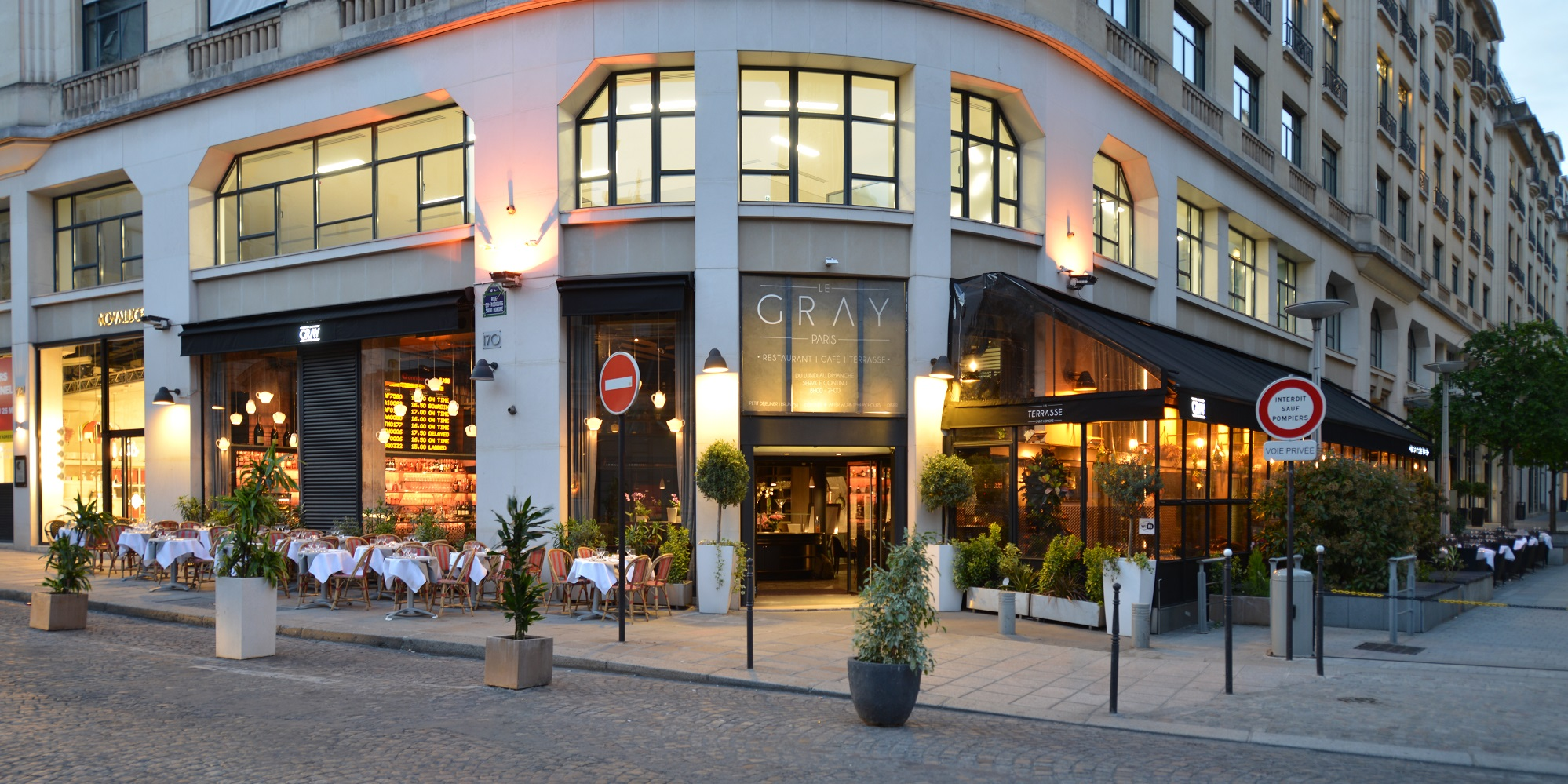 Brunch En Terrasse Paris Brunch Le Gray Paris 75008 Paris Oubruncher