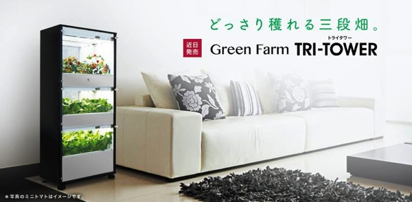 Green Farm Tri-Tower