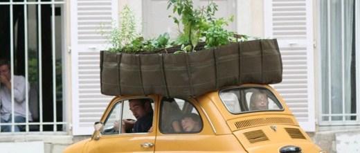 プランターは第2ステージに。密閉性と通気性を実現したフランスの菜園グッズ「BACSAC」