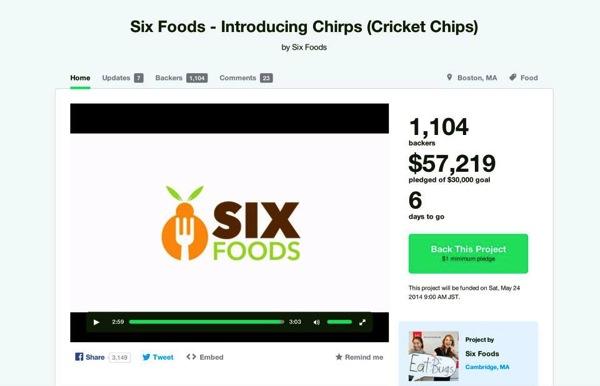 six-foods-kickstarter