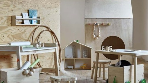 Oui Oui-coleccion FLISAT-IKEA-juguetes de madera