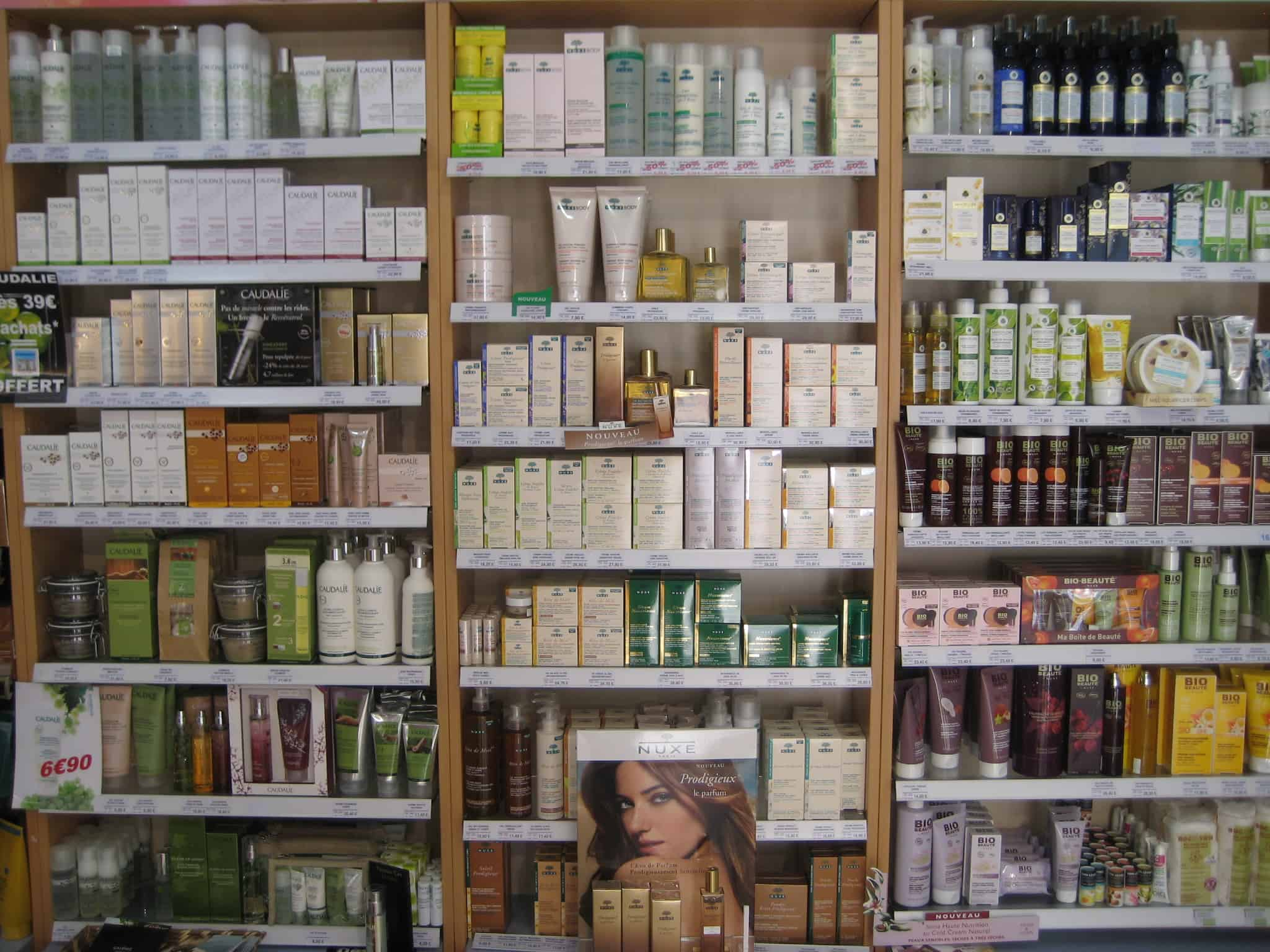 French Products Top French Pharmacy Beauty Products