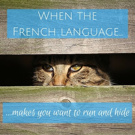 When the French language... (2)