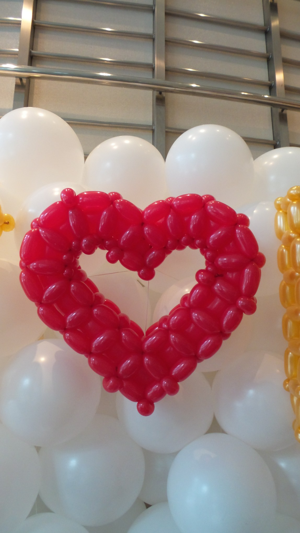 , All about love, post dedicated to Valentine's day., Singapore Balloon Decoration Services - Balloon Workshop and Balloon Sculpting