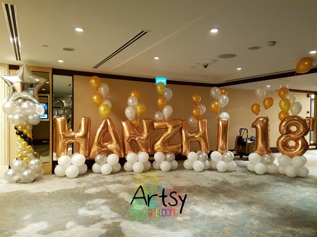 balloon decoration ideas – Singapore Balloon Decoration