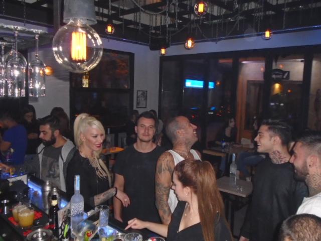 Πραγματοποιήθηκαν, την Παρασκευή 2 Οκτωβρίου τα εγκαίνια του cafe-bar «But this is ART» στην Κοζάνη
