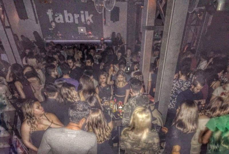 Διασκέδαση και χορός μέχρι το πρωί της Κυριακής, στο Fabrik club στην Φλώρινα