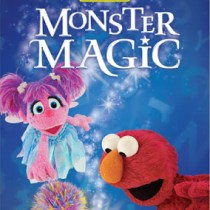 Sesame Street: Monster Magic Giveaway