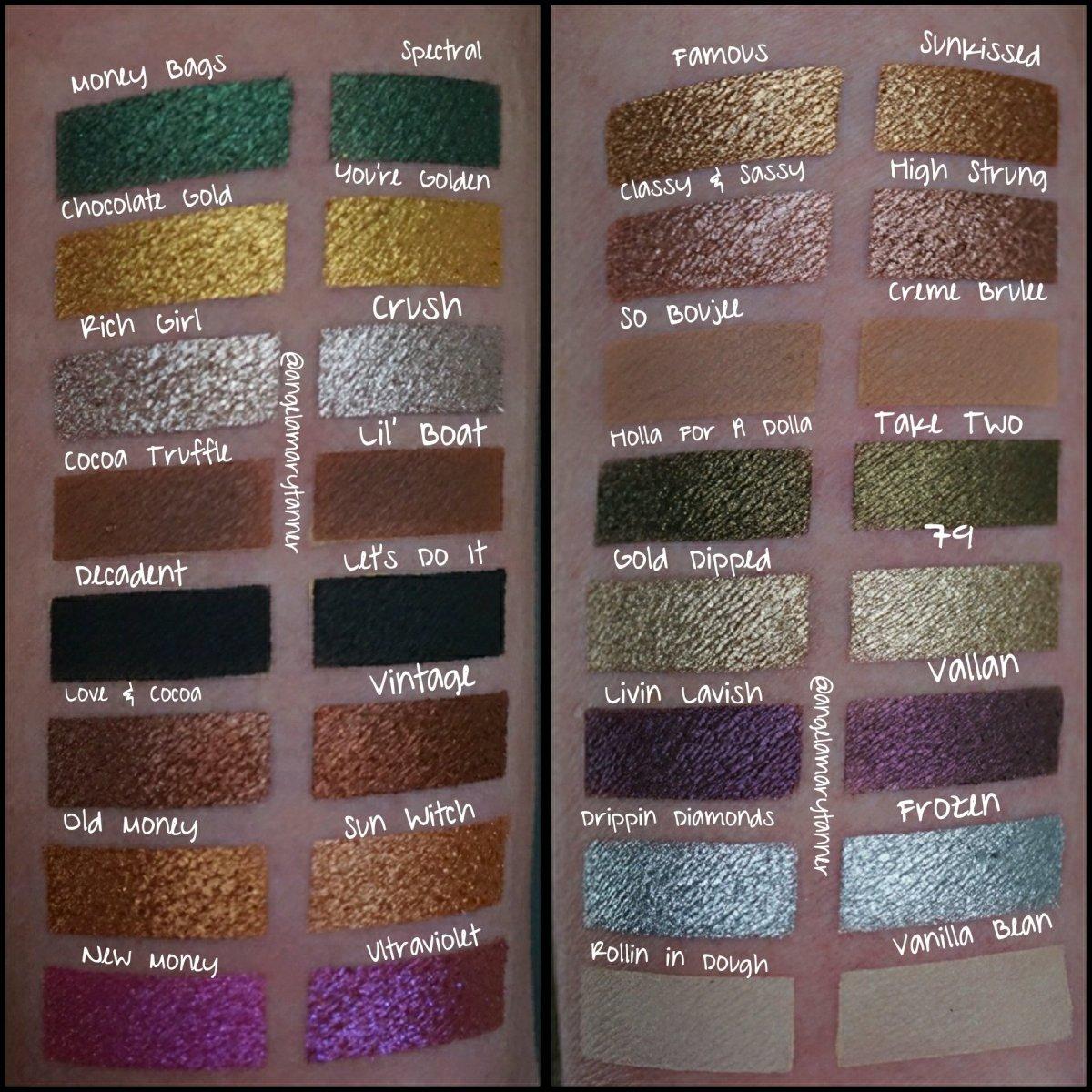 pinterest color palette