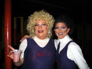 Candi Panties and Monique Devereaux