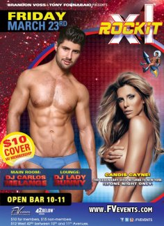 Show Ad | XL Nightclub (New York, New York) | 3/23/2012