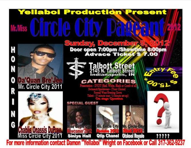 Show Ad | Talbott Street (Indianapolis, Indiana) | 12/9/2012