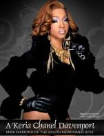 A'keria Chanel Davenport - Photo by Tios Photography - http://www.tiosphotography.com