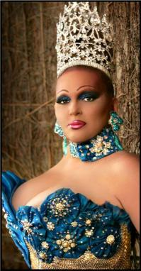 Chelsea Pearl - Miss Continental Plus 2011